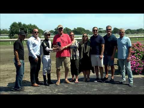 video thumbnail for MONMOUTH PARK 8-17-19 RACE 3
