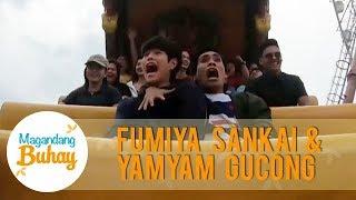Yamyam and Fumiya