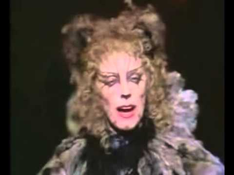 Cats The Musical - Memory - Original Broadway Cast 1982