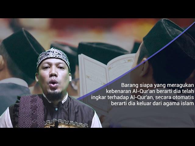 Keauntentikan Al Quran - Ustad Dikdik
