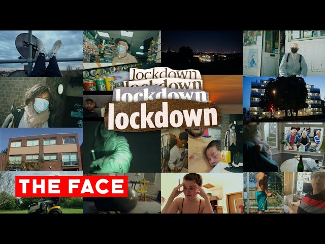The Face   Lockdown a short film by Stanley Brock