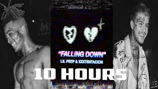 Download 10 HOURS LIL PEEP & XXXTENTACION - FALLING DOWN Mp3 and Videos