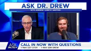 Andrew Santino Had COVID-19 + Dave Season 2 & More - Ask Dr. Drew