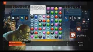 Marvel Puzzle Quest Dark Reign PC Gameplay
