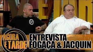 Entrevistados de Hoje: Jacquin & Fogaça