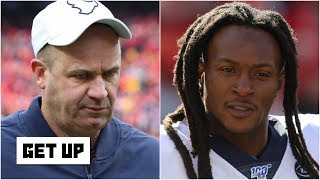 Reacting to the Texans trading DeAndre Hopkins: What is Bill O'Brien doing?! | Get Up