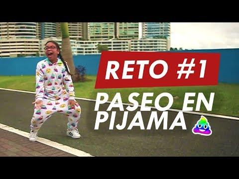 Reto 1: Paseo por la calle en pijama de 💩 - Susy Mouriz