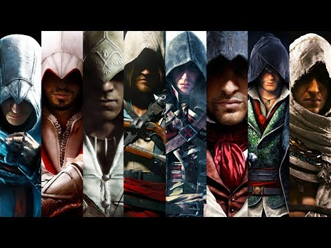 Assassin's Creed   Main Theme Mashup