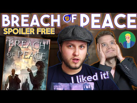 BREACH OF PEACE REVIEW | Daniel Greene's Debut Book!