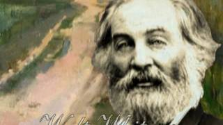 Walt Whitman/ Leaves of Grass #5: Song of the Open Road
