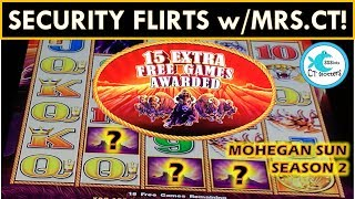 SUPER BIG WIN SECURITY LET ME RECORD! BUFFALO STAMPEDE SLOT MACHINE & SPHINX 4D