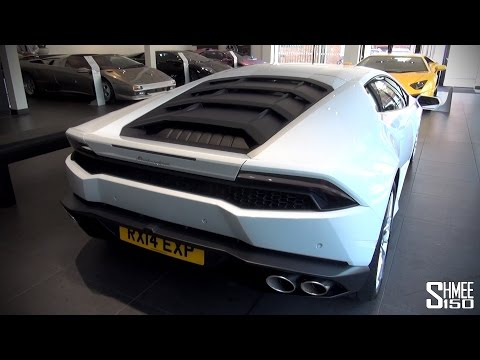 Lamborghini Huracan LP610-4 - Specification and Options Tour
