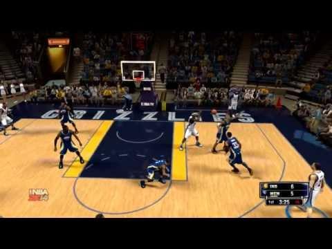 Exclusive NBA2K14 Game Breakdown: Offensive Sets