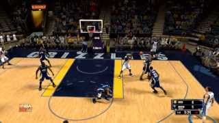 Exclusive NBA2K14 Game Breakdown: Offensive Sets