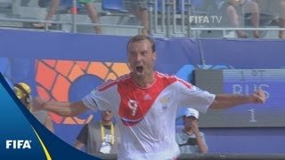Russia - Mexico, Beach Soccer World Cup