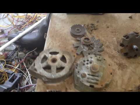 Scrapping Starters And Alternators , Breakdown Or Not ??