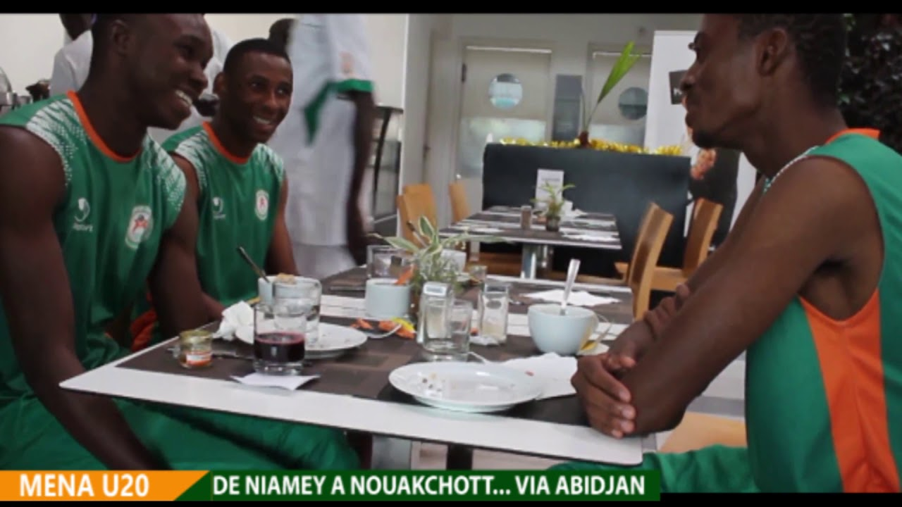 Download MENA U20 : DE NIAMEY A NOUAKCHOTT
