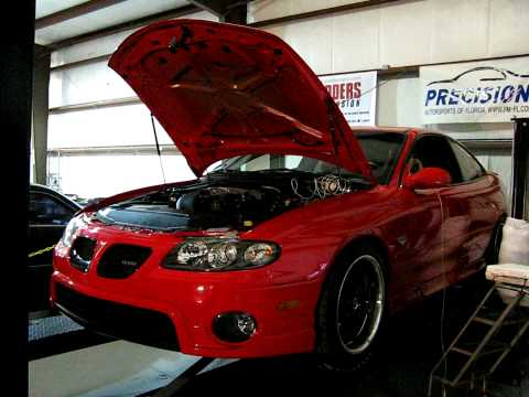 2005 GTO / VA Speed LS Based 402 / AFR 225 Heads / Maggie 122 / 100 Shot /  Auto Trans = 790/875 STD