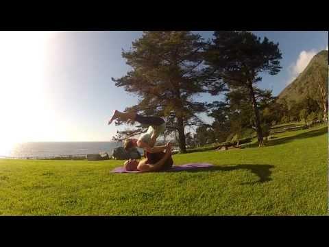 Esalen Partner Yoga