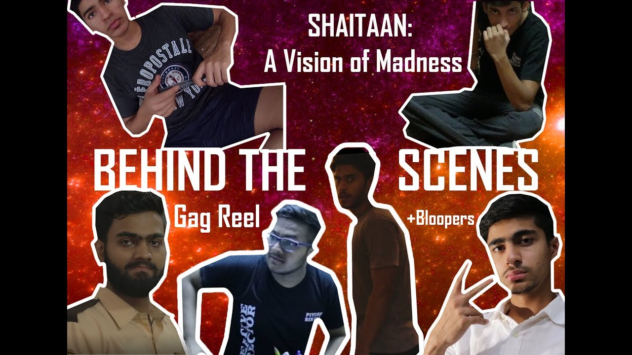 BEHIND THE SCENES look at the madness | Gag Reel + Bloopers | Shaitaan : A Vision of Madness