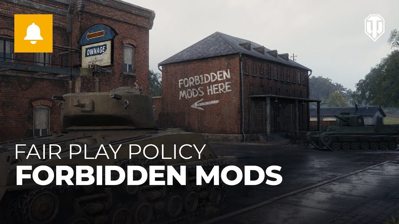 Fair Play Policy - Hacking and Unfair Mods | World of Tanks