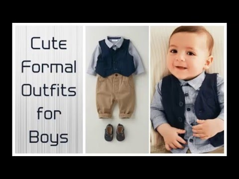 boys formal suits partywear new collection 2016 baby formal wear