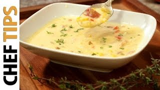 Corn Chowder Recipe - Recipe For Corn Chowder