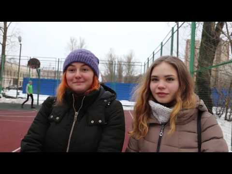 видео: Зимний Стритбол