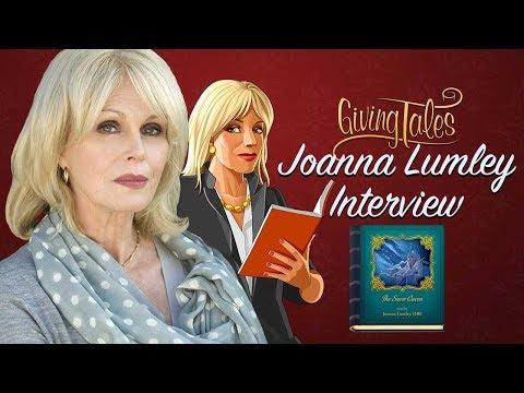 Joanna Lumley - Celebrity Interview