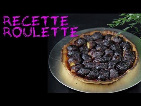 Recette : tarte aux figues