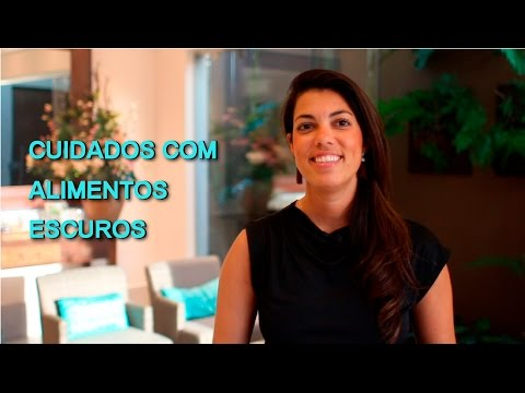 Alimentos escuros - Clínica Renata Avighi