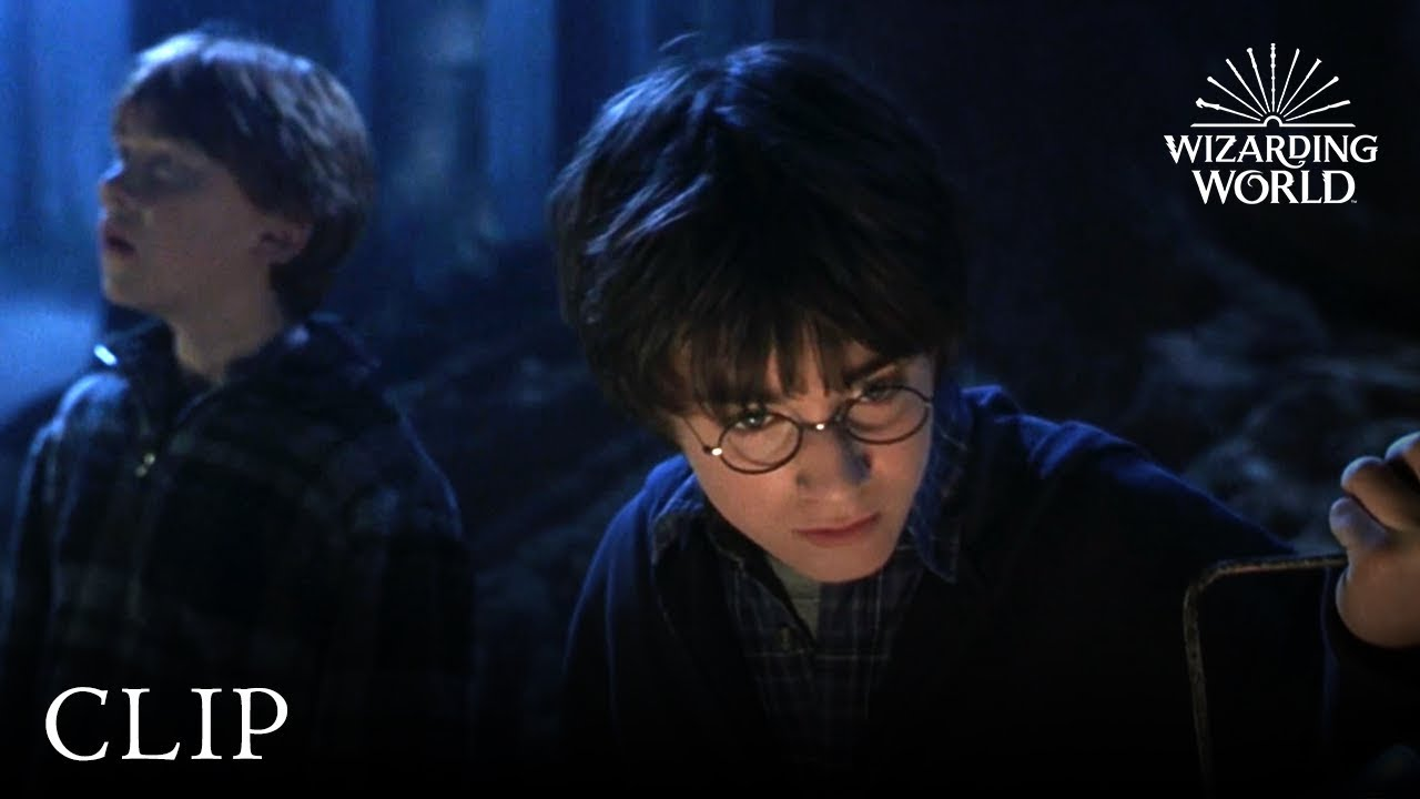 Follow The Spiders Harry Potter And The Chamber Of Secrets Youtube
