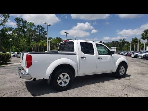 2012 Nissan Frontier Orlando, Sanford, Kissimme, Clermont, Winter Park, FL 18280C