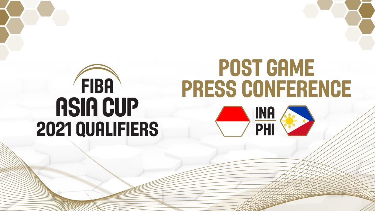 Indonesia v Philippines - Press Conference