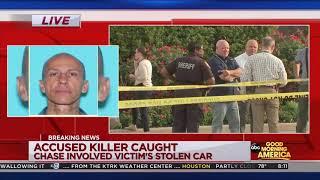 Suspected Serial Killer Jose Gilberto Rodriguez Caught Driving Victims Car