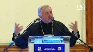 Pr. Prof. univ. dr. Stelian Tofana la evenimentul Mic dejun cu rugaciune la Parlamentul Romaniei