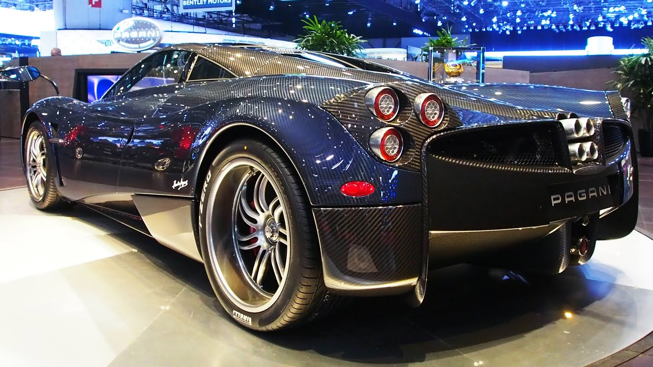 2016 pagani huayra in blue exterior and interior walkaround youtube. Black Bedroom Furniture Sets. Home Design Ideas