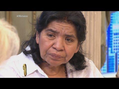 La respuesta de Margarita Barrientos sobre el crecimiento de la pobreza