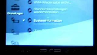 PS3 Gameboot for PSP