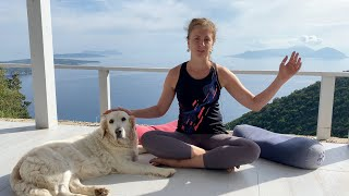 Reviews from 11 students on their 200-hr YTT experience with Alpha Yoga in Greece October 2020