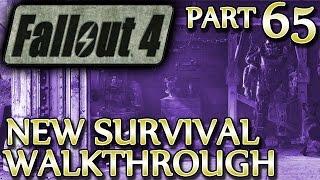 Fallout 4 New Survival Walkthrough  Part 65 Blind Betrayal, Danse s Affinity Maxed