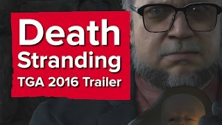 Death Stranding Trailer - The Game Awards 2016