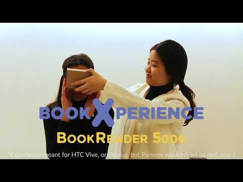 BookXperience: BookReader 5000