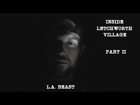 Paranormal Investigation | Letchworth Village | pt.2 (Ft. L.A. BEAST | Sean D. Austin | Phil Arnone)