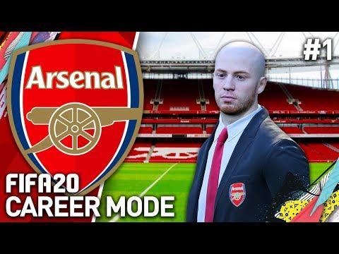 ANOTHER FRESH START!   FIFA 20 ARSENAL CAREER MODE #1