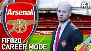 ANOTHER FRESH START! | FIFA 20 ARSENAL CAREER MODE #1