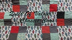 Quilt Of Valour Classic Cars
