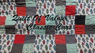 Quilt Of Valour Classic Cars