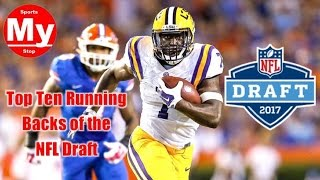 Top 10 Running Backs of the 2017 NFL Draft