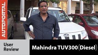 Mahindra TUV300(Diesel) - User Review